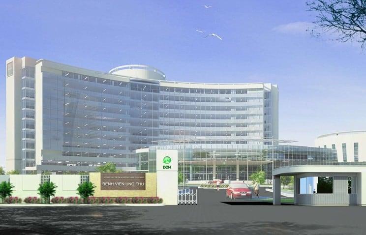 Bệnh viện ung thư Đà Nẵng