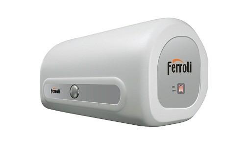 Ferroli đột phá với bình nước nóng QQSI