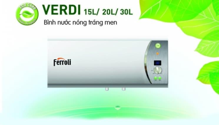 Sở hữu và sử dụng bình nóng lạnh tiết kiệm điện