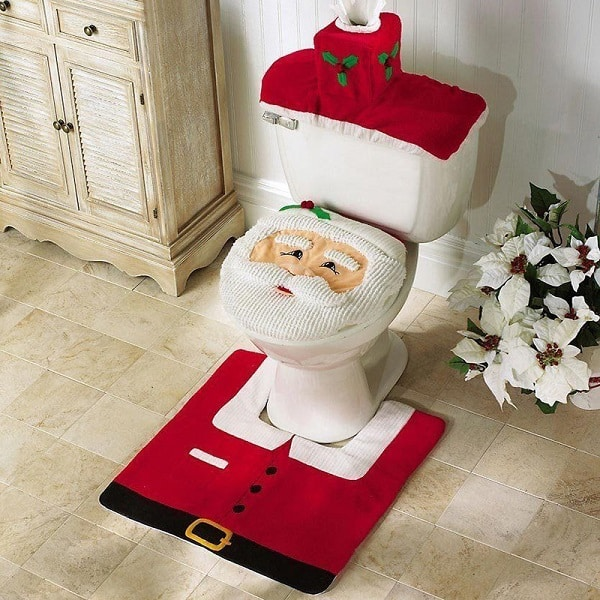 High-Quality-Soft-Toilet-Seat-Bathroom-Set-Christmas-Bathroom-Decor-Simple-and-Convenient-to-Install-Lovely
