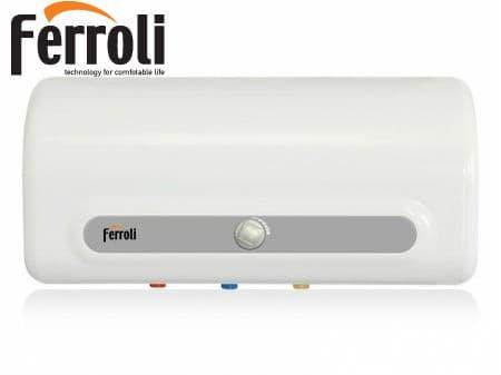 Thiết kế của những chiếc bình nóng lạnh Ferroli