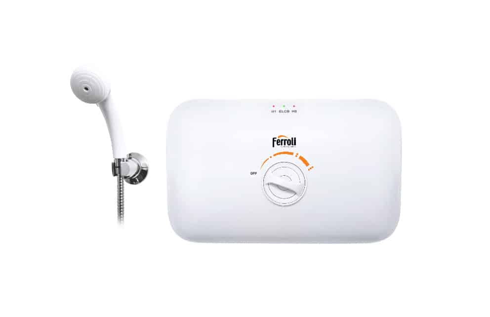 (Tiếng Việt) Máy nước nóng Rita FS-4.5 TE