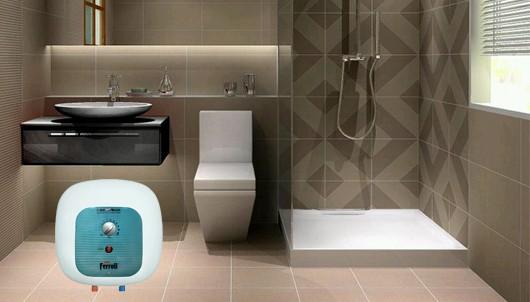 Bình nước nóng Cubo – sản phẩm tiết kiệm hàng đầu của Ferroli