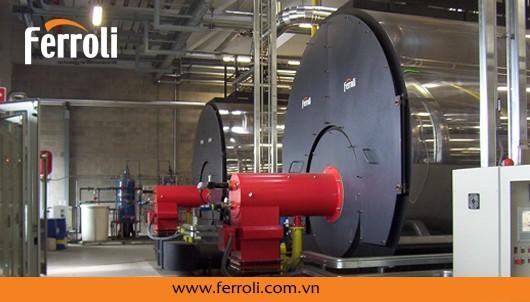 Những sản phẩm boiler mang thương hiệu Ferroli