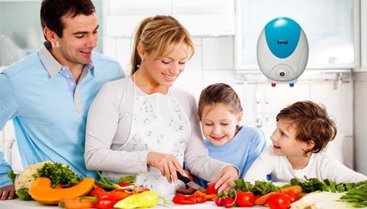 Cách lựa chọn bình nước nóng cho nhà bếp