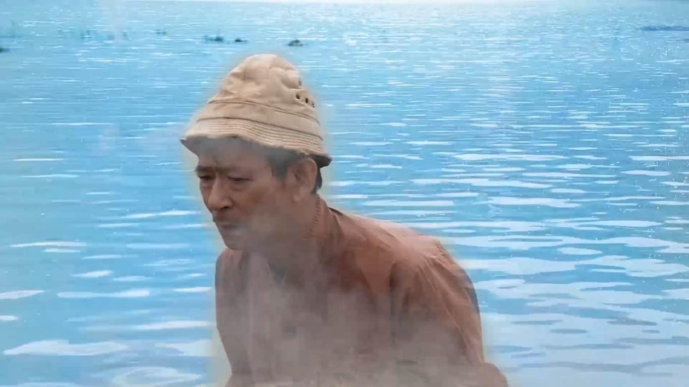 """""""Ông lão đánh cá và con cá vàng"""" Chuyện Ferroli kể"""