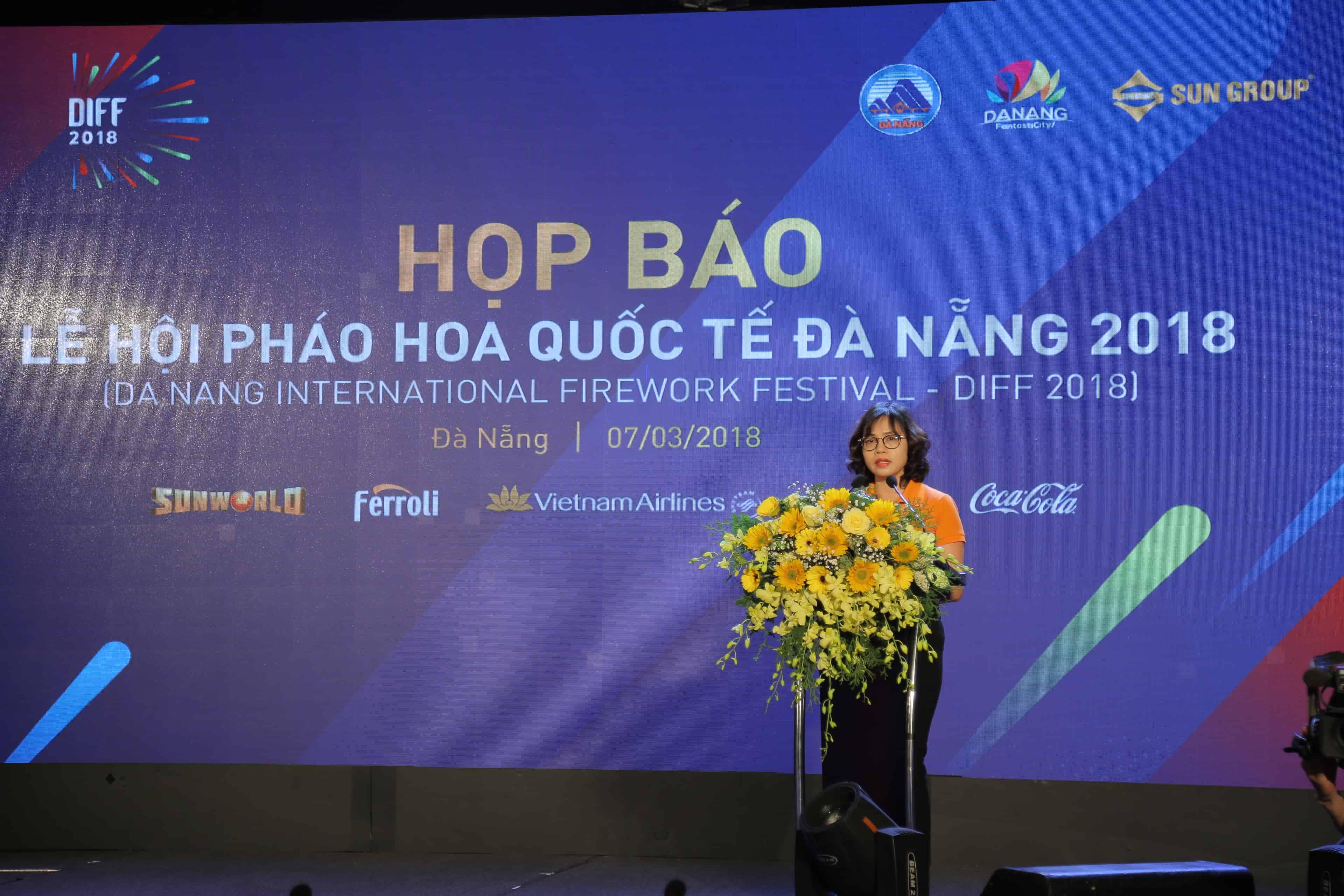 (Tiếng Việt) Ferroli nhà tài trợ kim cương lễ hội pháo hoa Đà Nẵng 2018 (DIFF 2018)