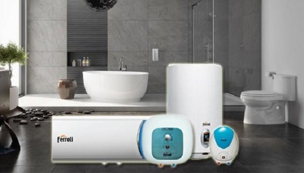 Cách bảo trì bình nước nóng Ferroli đúng cách